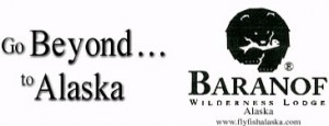 Baranof Wilderness Lodge, Rob Ashmun Web Design